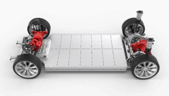 Tesla Modelo S - Elétrico