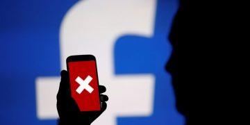 Excluir o Facebook