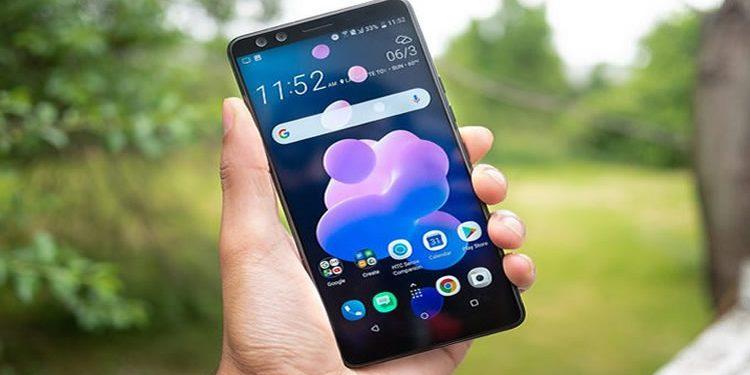 HTC U12+ Atualização que melhora os botões virtuais e o Edge Sense