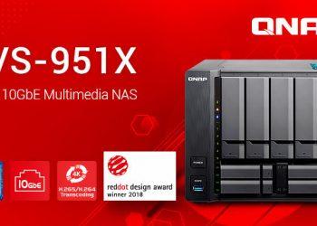 Hardware Livre QNAP TVS-951X