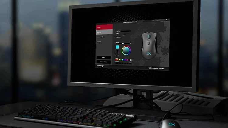 Mouse Gamer HyperX Pulsefire FPS Pro