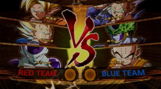 DRAGON BALL FighterZ REVEZAMENTO 3 CONTRA 3 SUPORTE