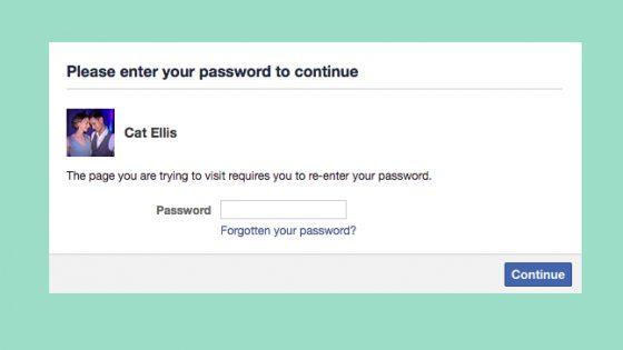 Excluir Facebook