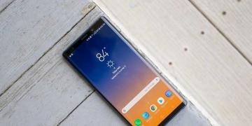 A Samsung dificulta a ativação do Bixby por engano no Galaxy Note 9