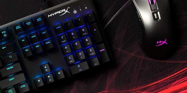 Hyperx Teclado Gamer Alloy FPS