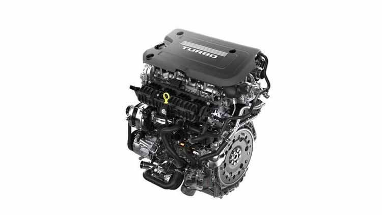 Motor Cadillac XT4