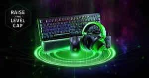 Razer The Level Cap