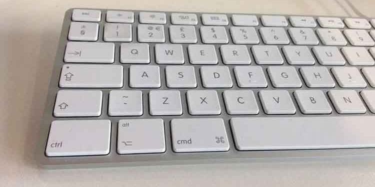 Teclado Mac Apple