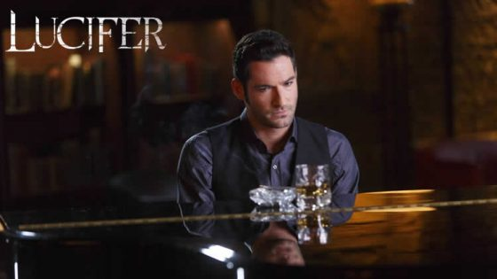 Lucifer serie no netflix