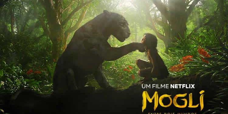 Mogli Entre dois Mundos - Filme Netflix