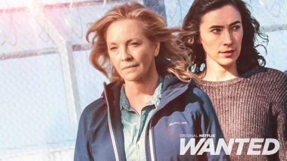 Wanted Serie Original NETFLIX