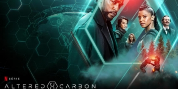 Altered Carbon 2 Teemporada Netflix